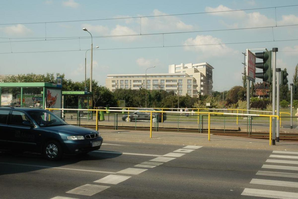 Kolejowa - Poznań, Grunwald - Osiedle, ul. Kolejowa 27, Wechta Inwestycje sp. z o.o. - zdjęcie 2
