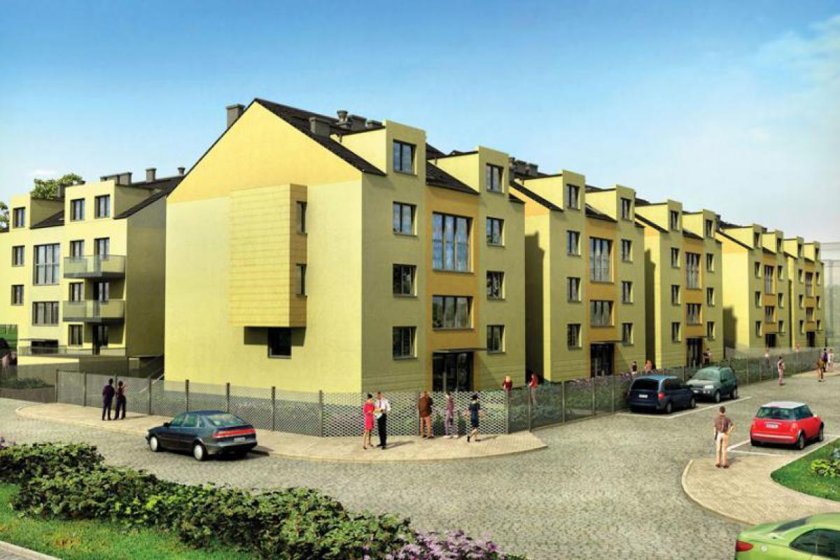 Wille Słoneczniki - Wrocław, Krzyki - Osiedle, ul. Szarugi 3-13b, Budotex Sp. z o.o. - zdjęcie 1