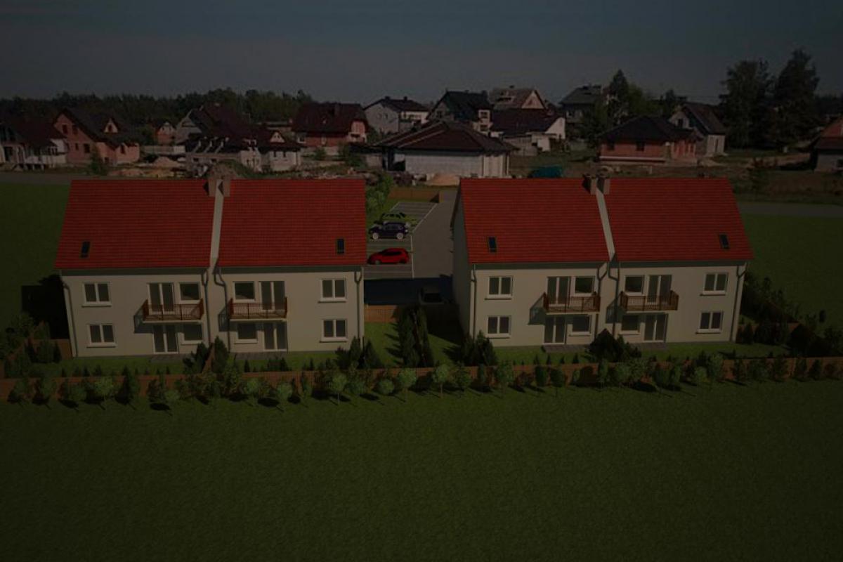 Osiedle Rajska - Wrocław, Złotniki, ul. Rajska, Sek sp. z o.o.  - zdjęcie 4