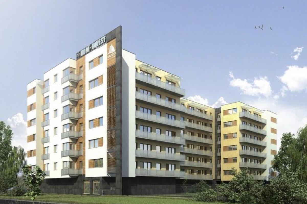Wyspa Mieszczańska - Wrocław, Nadodrze, ul. Dmowskiego, Dom-Invest Sp. z o.o. - zdjęcie 2
