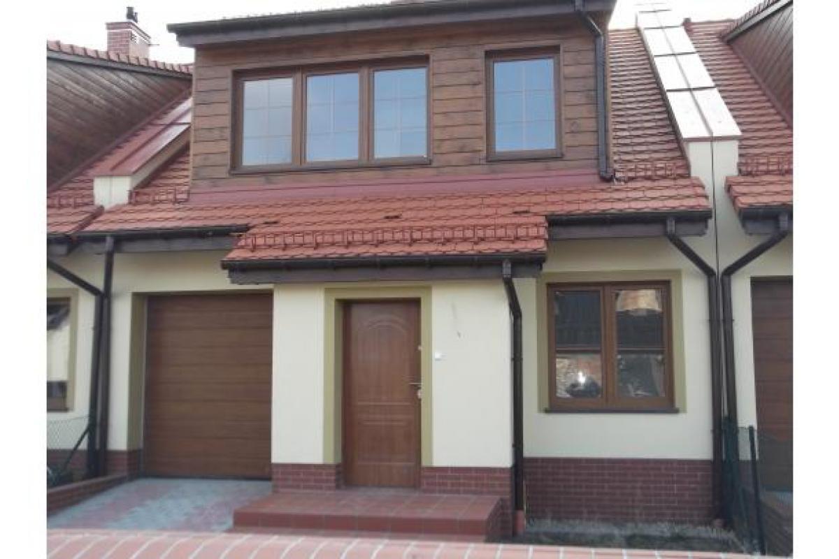 Szeregówki na Maślicach - Wrocław, Maślice Wielkie, ul. Lubelska, Houseman - zdjęcie 1