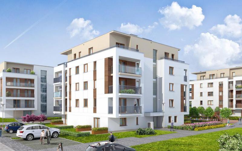 Osiedle Jaśminowe - Poznań, Naramowice, ul. Karpia / Sielawy, Echo Investment S.A. - zdjęcie 5