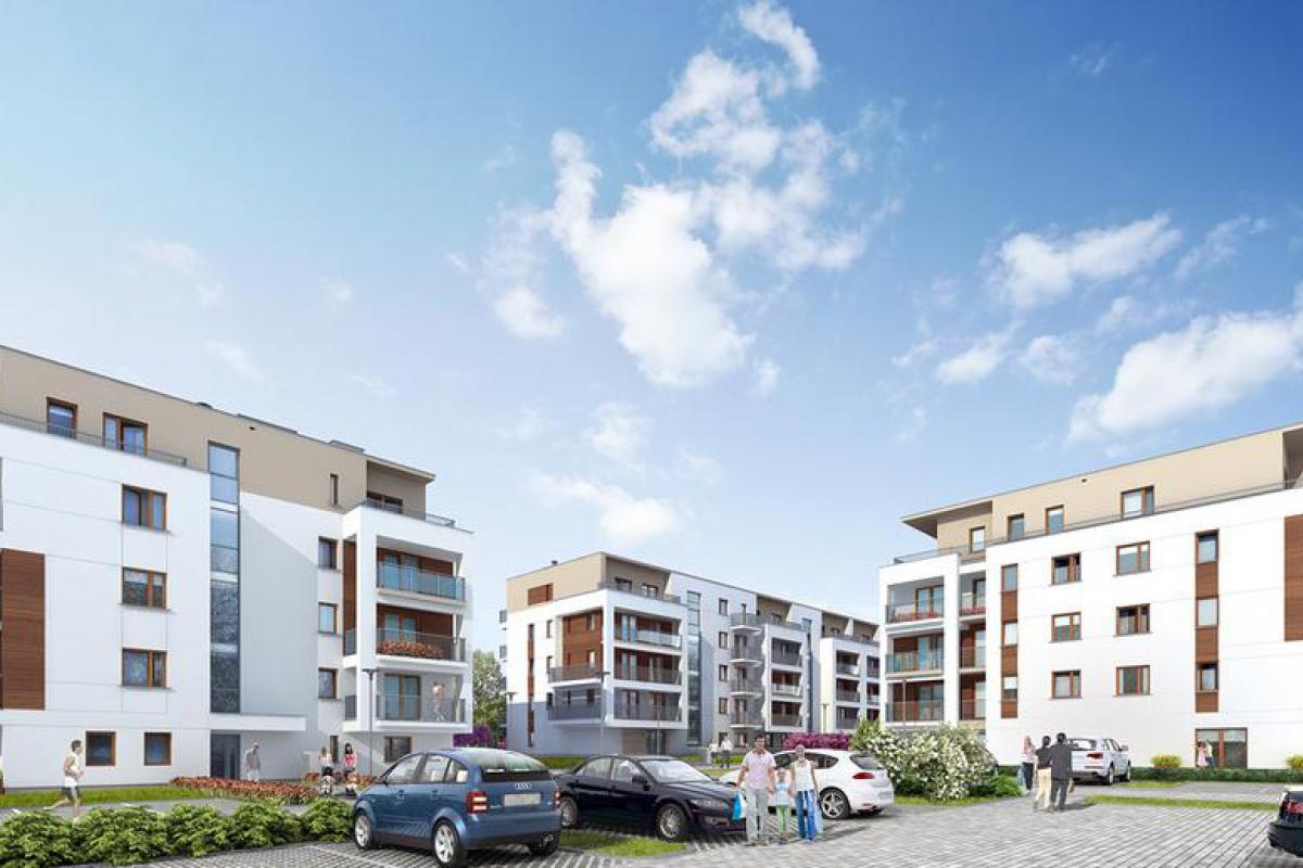 Osiedle Jaśminowe - Poznań, Naramowice, ul. Karpia / Sielawy, Echo Investment S.A. - zdjęcie 3