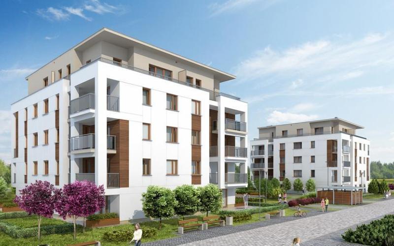 Osiedle Jaśminowe - Poznań, Naramowice, ul. Karpia / Sielawy, Echo Investment S.A. - zdjęcie 2