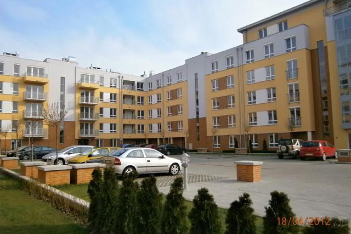 Ku Słońcu II - inwestycja wyprzedana - Szczecin, Gumieńce, ul. Kazimierska 1, Polnord S.A. - zdjęcie 1