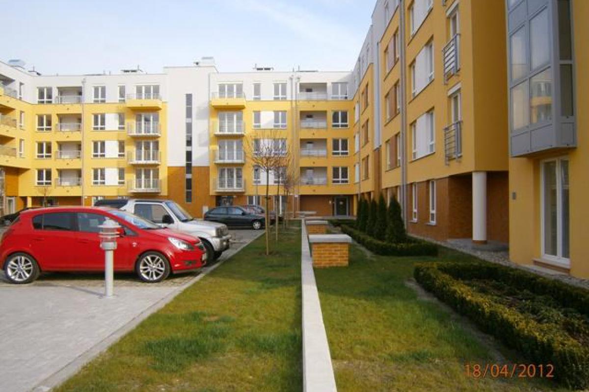Ku Słońcu II - inwestycja wyprzedana - Szczecin, Gumieńce, ul. Kazimierska 1, Polnord S.A. - zdjęcie 7