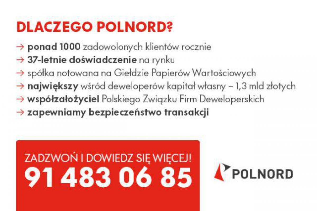 Ku Słońcu II - inwestycja wyprzedana - Szczecin, Gumieńce, ul. Kazimierska 1, Polnord S.A. - zdjęcie 19
