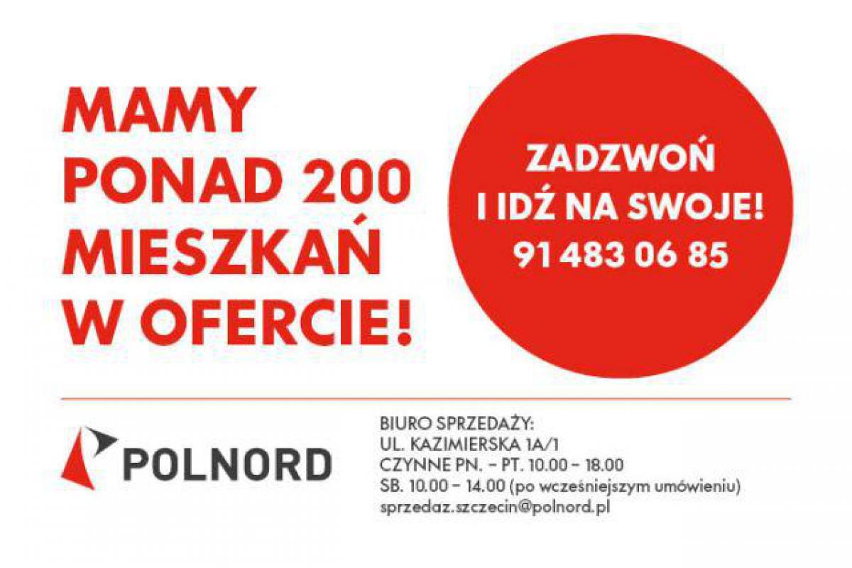 Ku Słońcu II - inwestycja wyprzedana - Szczecin, Gumieńce, ul. Kazimierska 1, Polnord S.A. - zdjęcie 17