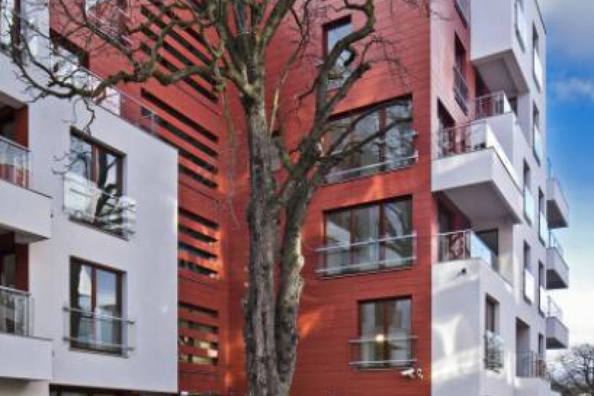 Avangard Apartamenty - Gdańsk, Młyniska, ul. Słonimskiego, Grupa Inwestycyjna Hossa S.A. - zdjęcie 3