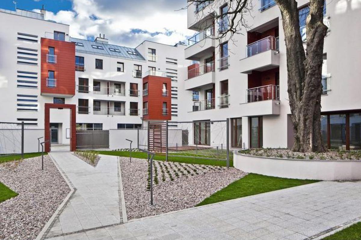 Avangard Apartamenty - Gdańsk, Młyniska, ul. Słonimskiego, Grupa Inwestycyjna Hossa S.A. - zdjęcie 2
