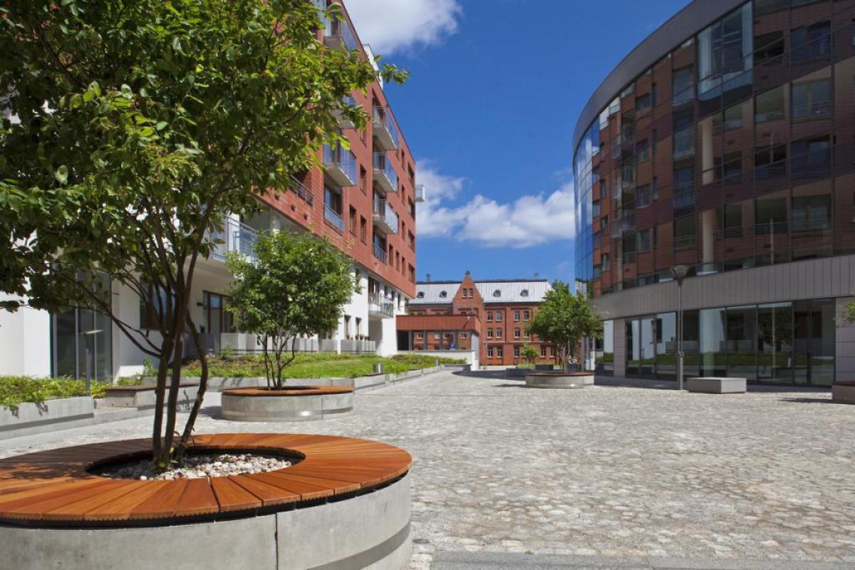 Garnizon Lofty & Apartamenty - Gdańsk, Wrzeszcz, ul. Szymanowskiego, Grupa Inwestycyjna Hossa S.A. - zdjęcie 1