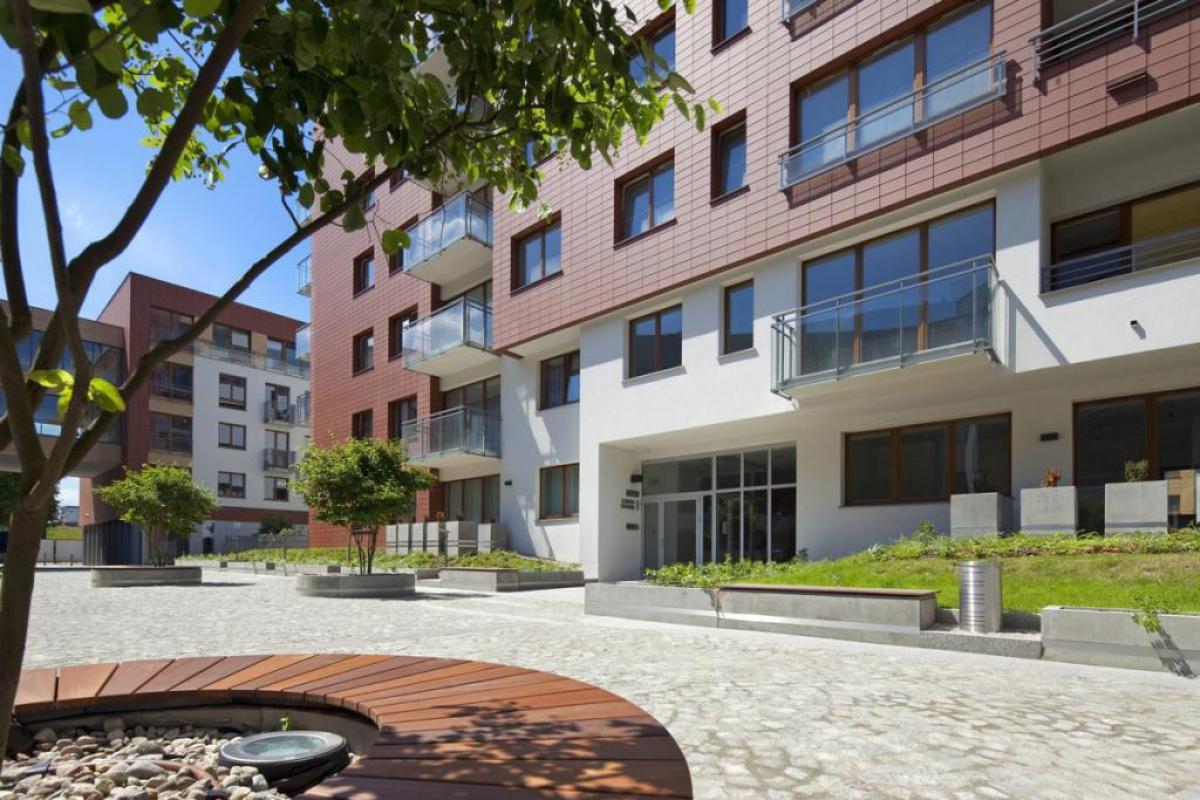 Garnizon Lofty & Apartamenty - Gdańsk, Wrzeszcz, ul. Szymanowskiego, Grupa Inwestycyjna Hossa S.A. - zdjęcie 2