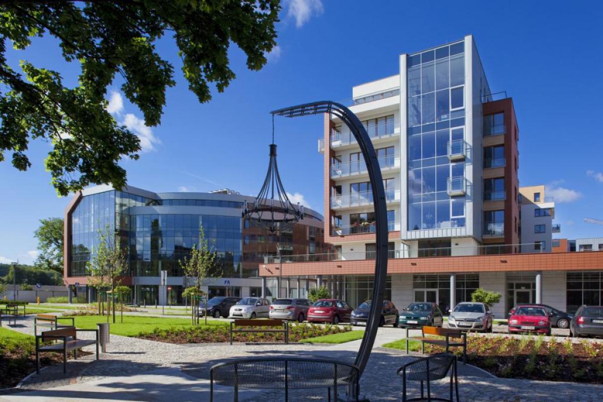 Garnizon Lofty & Apartamenty - Gdańsk, Wrzeszcz, ul. Szymanowskiego, Grupa Inwestycyjna Hossa S.A. - zdjęcie 3