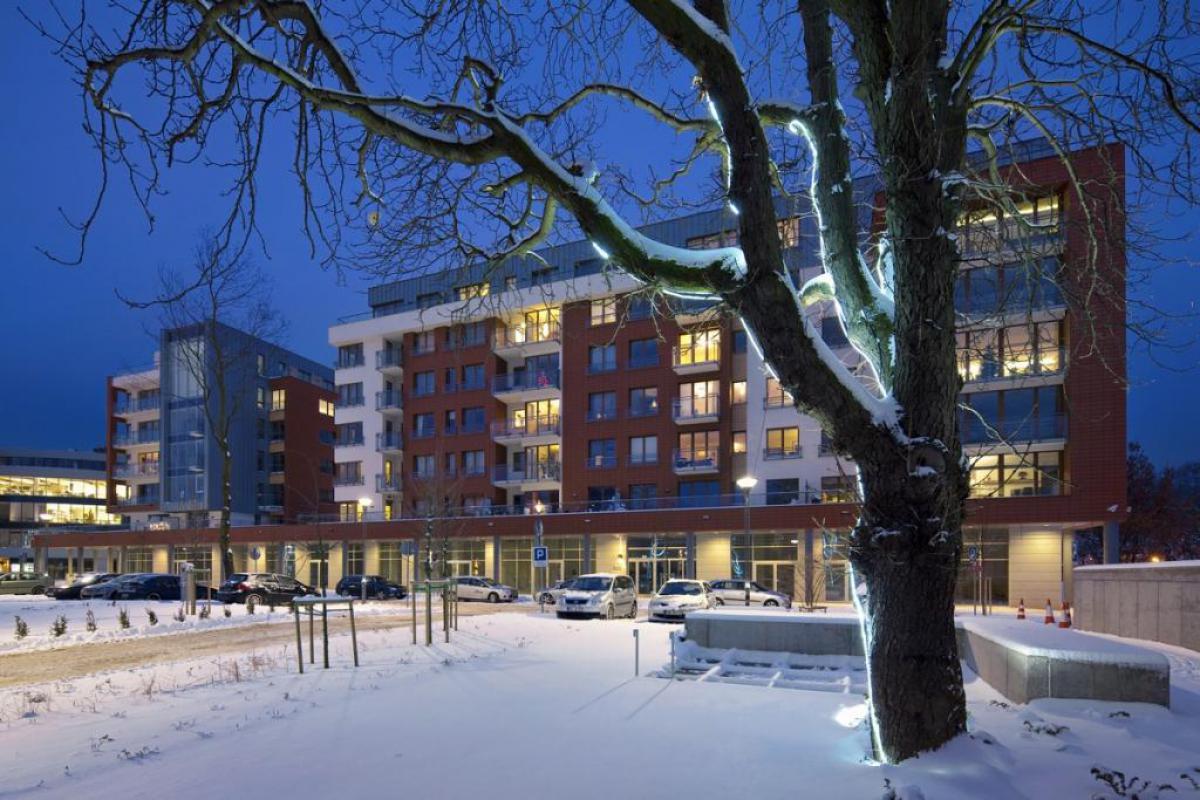 Garnizon Lofty & Apartamenty - Gdańsk, Wrzeszcz, ul. Szymanowskiego, Grupa Inwestycyjna Hossa S.A. - zdjęcie 6