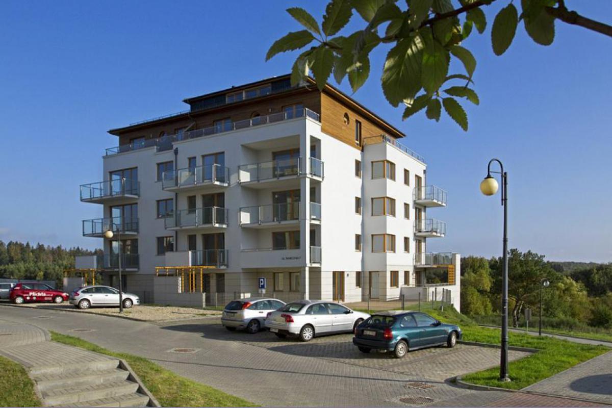 Domy przy Tanecznej - Gdańsk, ul. Taneczna, Grupa Inwestycyjna Hossa S.A. - zdjęcie 1