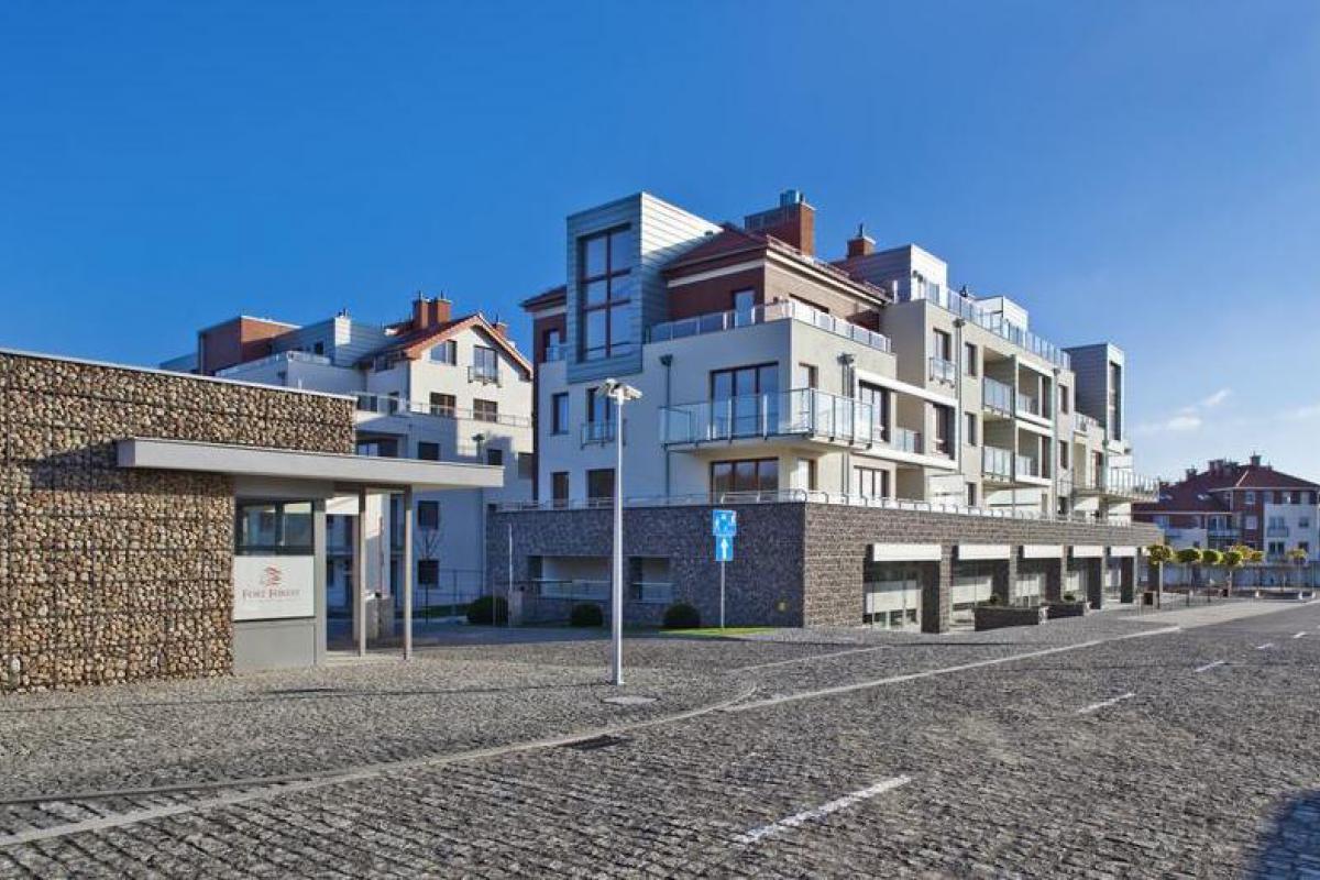 Fort Forest - Gdynia, Wiczlino, ul. Kańskiego, Grupa Inwestycyjna Hossa S.A. - zdjęcie 3