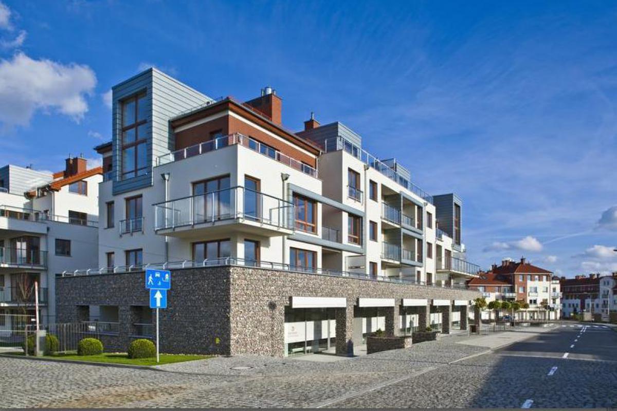 Fort Forest - Gdynia, Wiczlino, ul. Kańskiego, Grupa Inwestycyjna Hossa S.A. - zdjęcie 2