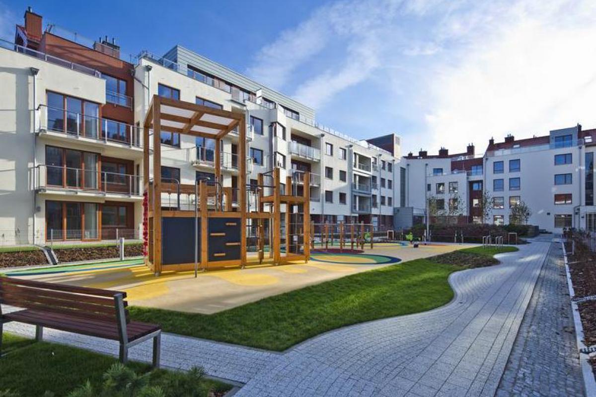 Fort Forest - Gdynia, Wiczlino, ul. Kańskiego, Grupa Inwestycyjna Hossa S.A. - zdjęcie 4
