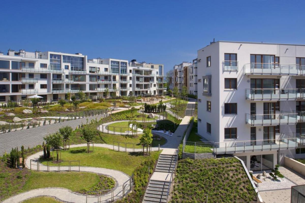 Altoria Apartamenty - Gdynia, Karwiny, ul. Strzelców, Grupa Inwestycyjna Hossa S.A. - zdjęcie 2