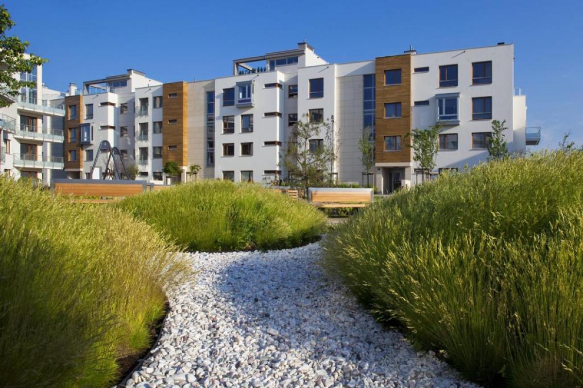 Altoria Apartamenty - Gdynia, Karwiny, ul. Strzelców, Grupa Inwestycyjna Hossa S.A. - zdjęcie 3