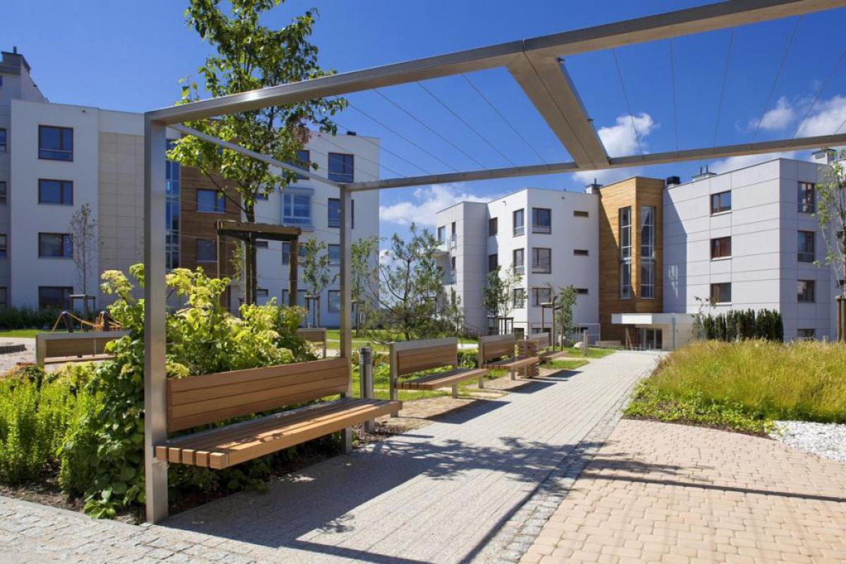 Altoria Apartamenty - Gdynia, Karwiny, ul. Strzelców, Grupa Inwestycyjna Hossa S.A. - zdjęcie 4