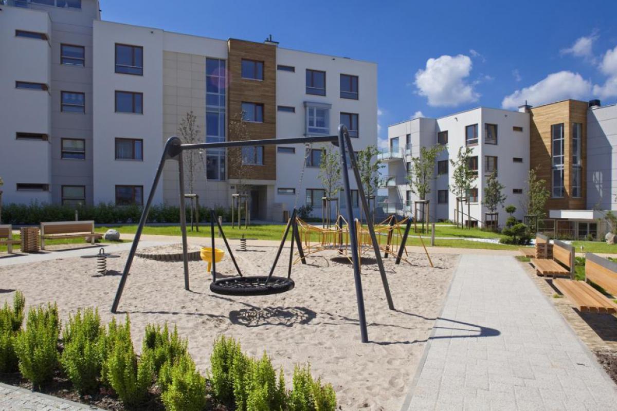 Altoria Apartamenty - Gdynia, Karwiny, ul. Strzelców, Grupa Inwestycyjna Hossa S.A. - zdjęcie 5