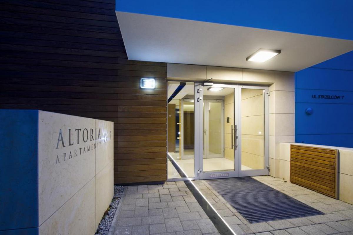 Altoria Apartamenty - Gdynia, Karwiny, ul. Strzelców, Grupa Inwestycyjna Hossa S.A. - zdjęcie 8