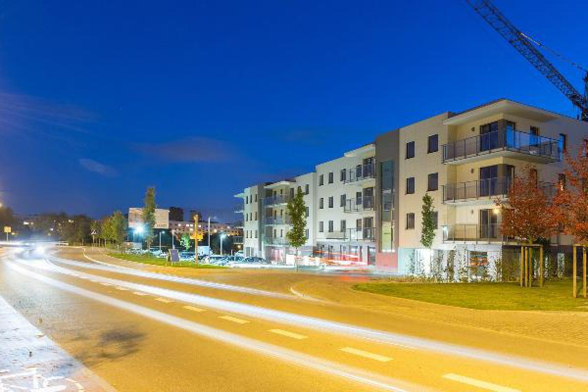 Apartamenty Conrada - Gdynia, Karwiny, ul. Strzelców, Euro Styl Sp. z o.o. Sp. k. - zdjęcie 7