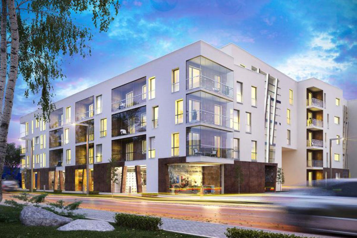 Futura Apartamenty - Gdańsk, ul. Maurycego Beniowskiego, Euro Styl Sp. z o.o. Sp. k. - zdjęcie 1