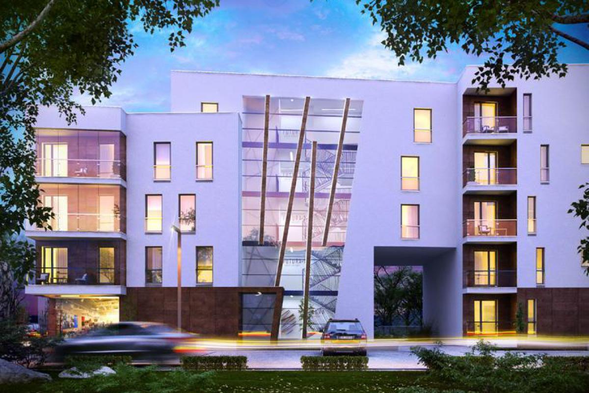 Futura Apartamenty - Gdańsk, ul. Maurycego Beniowskiego, Euro Styl Sp. z o.o. Sp. k. - zdjęcie 2