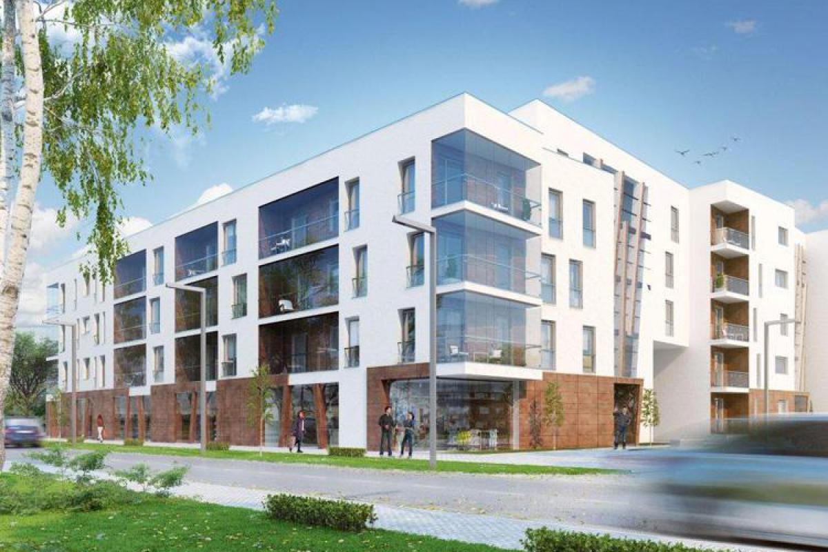 Futura Apartamenty - Gdańsk, ul. Maurycego Beniowskiego, Euro Styl Sp. z o.o. Sp. k. - zdjęcie 3