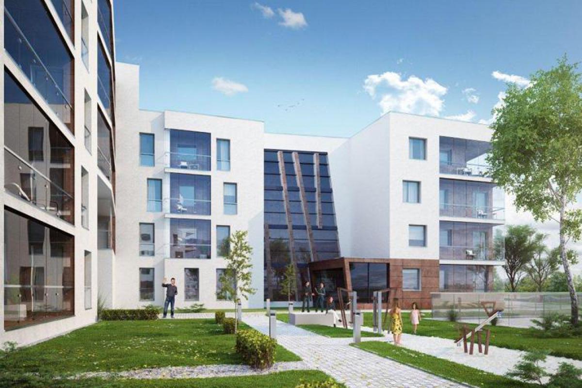Futura Apartamenty - Gdańsk, ul. Maurycego Beniowskiego, Euro Styl Sp. z o.o. Sp. k. - zdjęcie 4