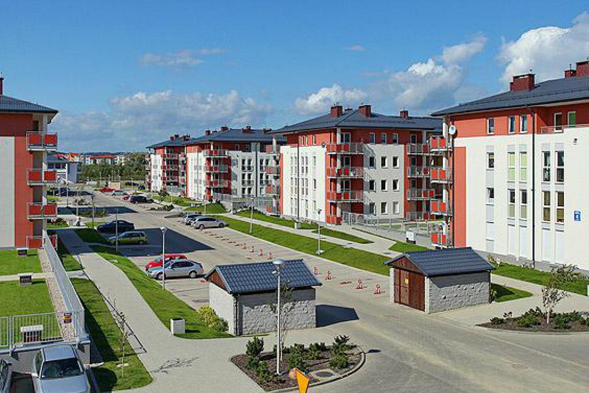 Osiedle Nowy Horyzont - Gdańsk, Zakoniczyn, ul. Ofiar Grudnia 1970, Euro Styl Sp. z o.o. Sp. k. - zdjęcie 3