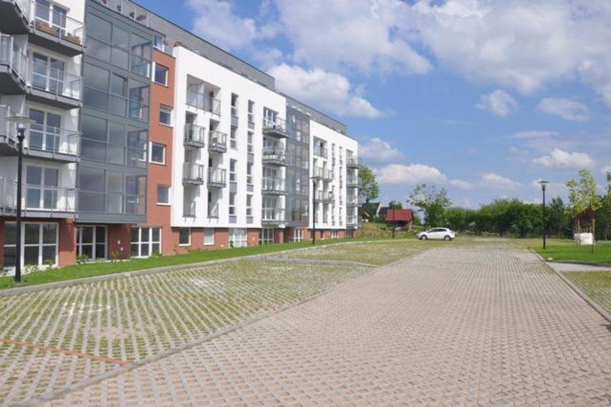 Ostoja Myśliwska - inwestycja wyprzedana - Gdańsk, ul. Myśliwska 33, Polnord S.A. - zdjęcie 1