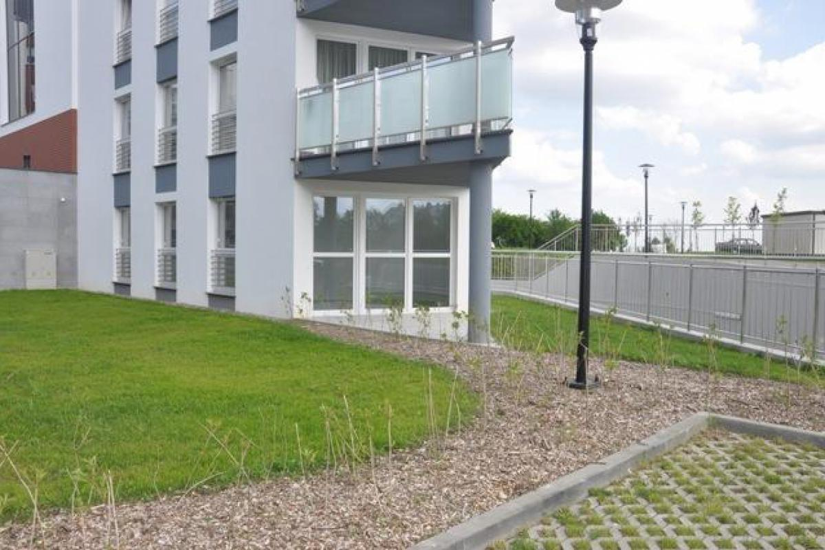 Ostoja Myśliwska - inwestycja wyprzedana - Gdańsk, ul. Myśliwska 33, Polnord S.A. - zdjęcie 4