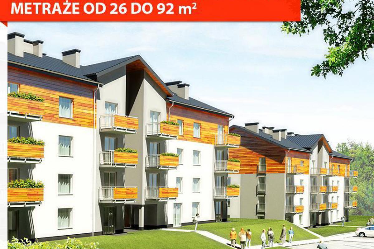 Murapol - Osiedle Vivaldiego - nowe mieszkanie już od 483 zł/miesięcznie - Gdańsk, Zakoniczyn, ul. Niepołomicka 40, Murapol S.A. - zdjęcie 3
