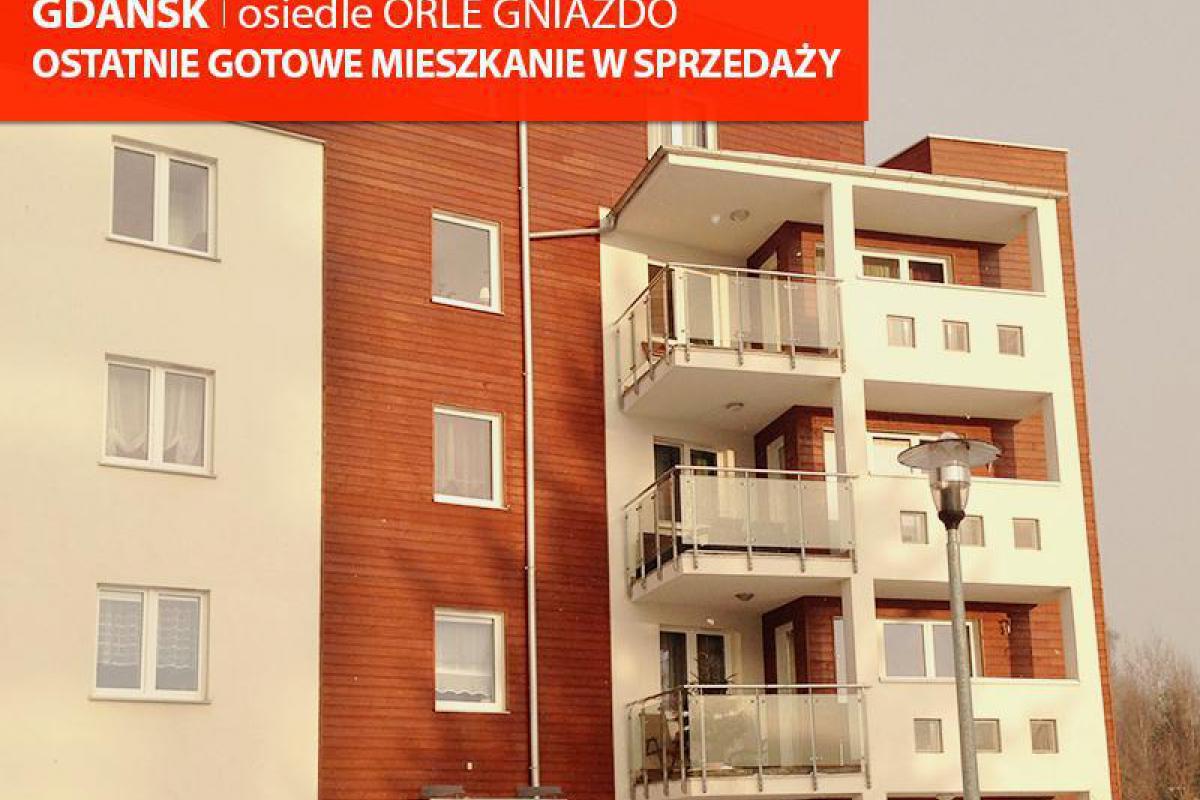 OSIEDLE ORLE GNIAZDO Mieszkanie w programie Mieszkanie dla Młodych - Gdańsk, ul. Jabłoniowa, Murapol S.A. - zdjęcie 1