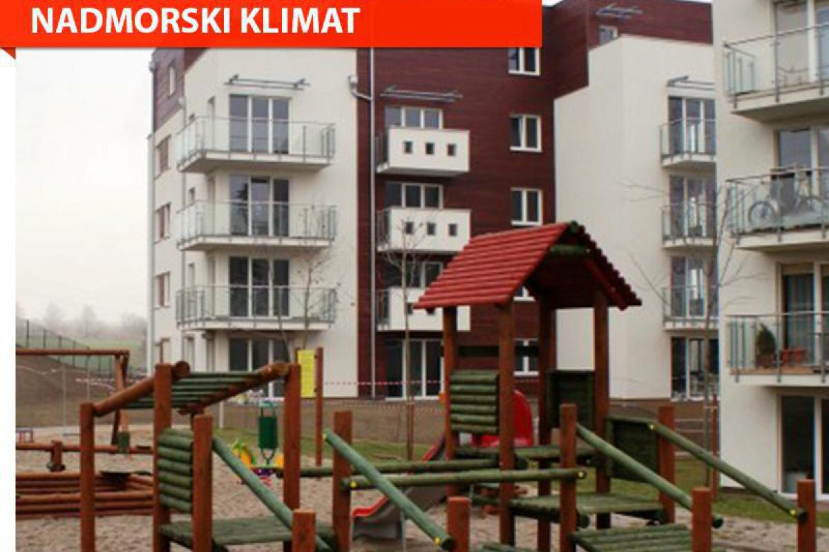 OSIEDLE ORLE GNIAZDO Mieszkanie w programie Mieszkanie dla Młodych - Gdańsk, ul. Jabłoniowa, Murapol S.A. - zdjęcie 2