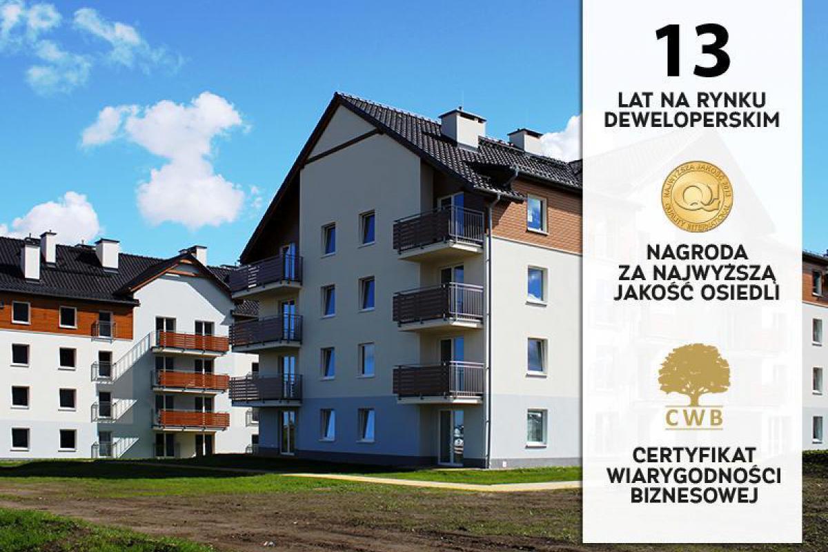 OSIEDLE ORLE GNIAZDO Mieszkanie w programie Mieszkanie dla Młodych - Gdańsk, ul. Jabłoniowa, Murapol S.A. - zdjęcie 3