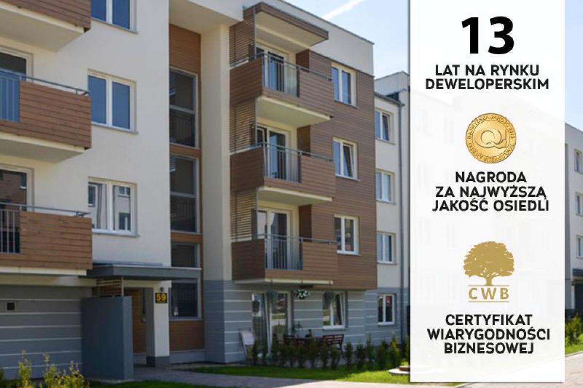 OSIEDLE ORLE GNIAZDO Mieszkanie w programie Mieszkanie dla Młodych - Gdańsk, ul. Jabłoniowa, Murapol S.A. - zdjęcie 4