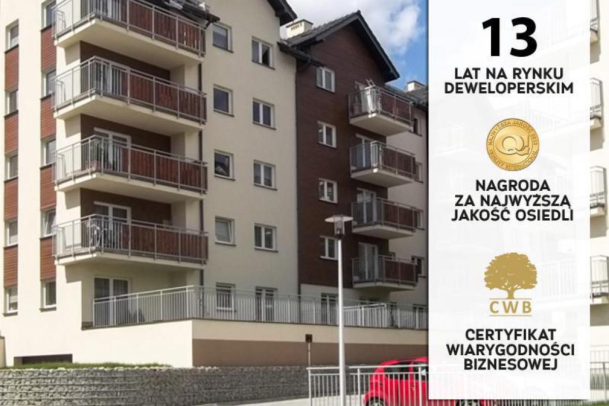 OSIEDLE ORLE GNIAZDO Mieszkanie w programie Mieszkanie dla Młodych - Gdańsk, ul. Jabłoniowa, Murapol S.A. - zdjęcie 5