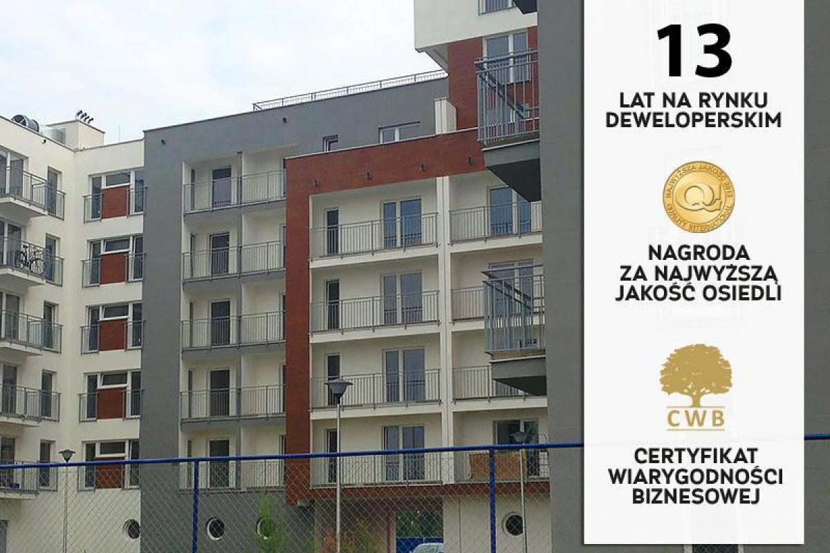 OSIEDLE ORLE GNIAZDO Mieszkanie w programie Mieszkanie dla Młodych - Gdańsk, ul. Jabłoniowa, Murapol S.A. - zdjęcie 6