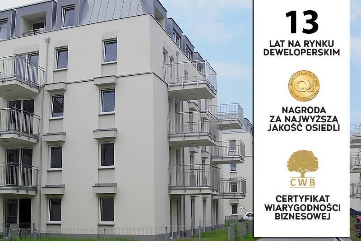 OSIEDLE ORLE GNIAZDO Mieszkanie w programie Mieszkanie dla Młodych - Gdańsk, ul. Jabłoniowa, Murapol S.A. - zdjęcie 7