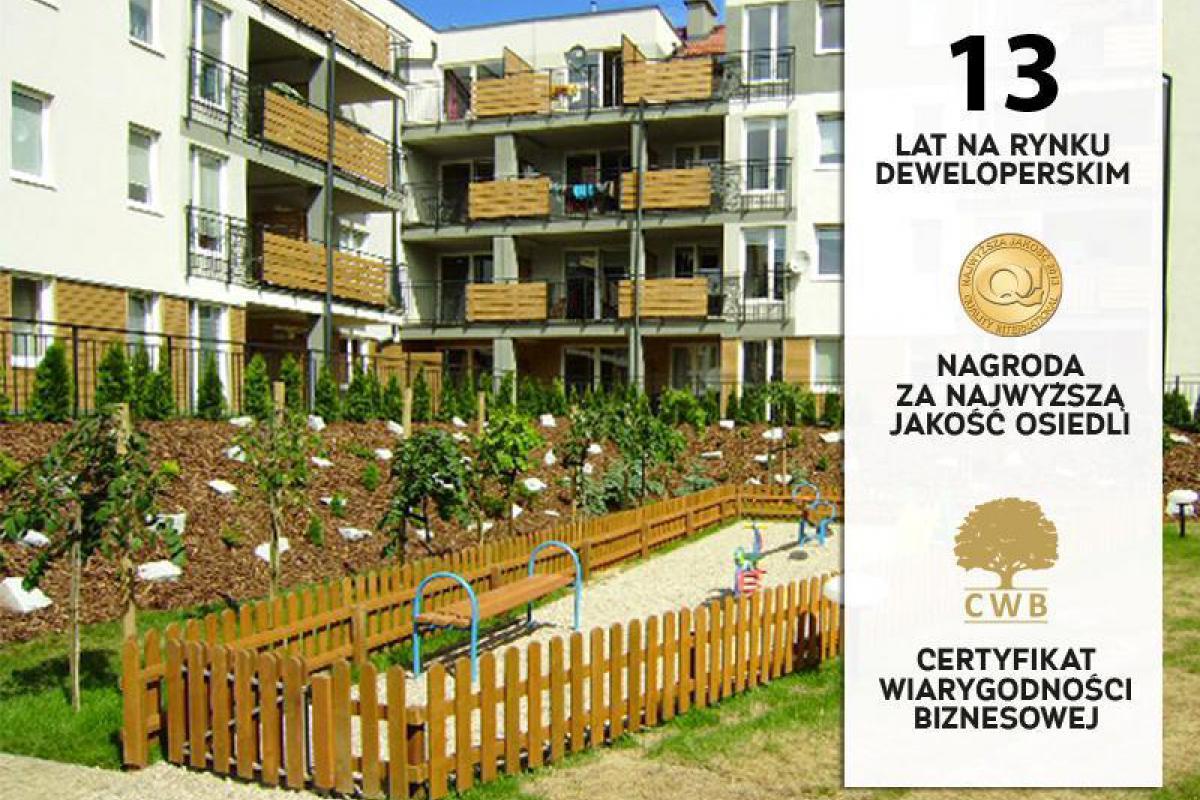 OSIEDLE ORLE GNIAZDO Mieszkanie w programie Mieszkanie dla Młodych - Gdańsk, ul. Jabłoniowa, Murapol S.A. - zdjęcie 8