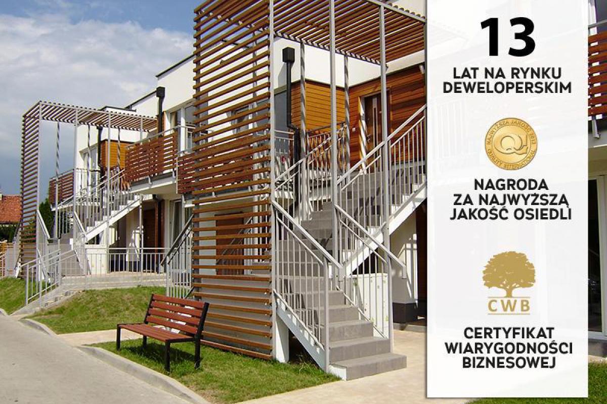 OSIEDLE ORLE GNIAZDO Mieszkanie w programie Mieszkanie dla Młodych - Gdańsk, ul. Jabłoniowa, Murapol S.A. - zdjęcie 9