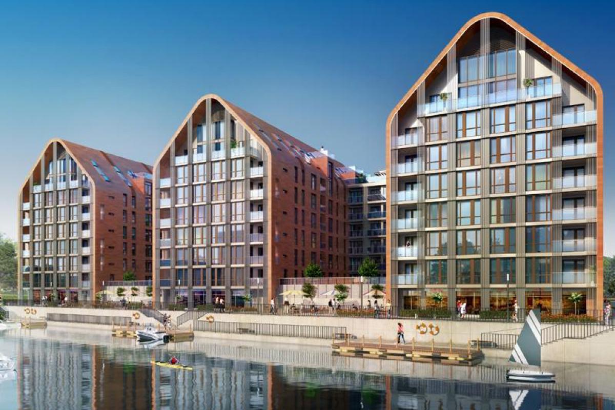 Aura Gdańsk - Gdańsk, Śródmieście, ul. Toruńska 10A, Mill-Yon Development - zdjęcie 1