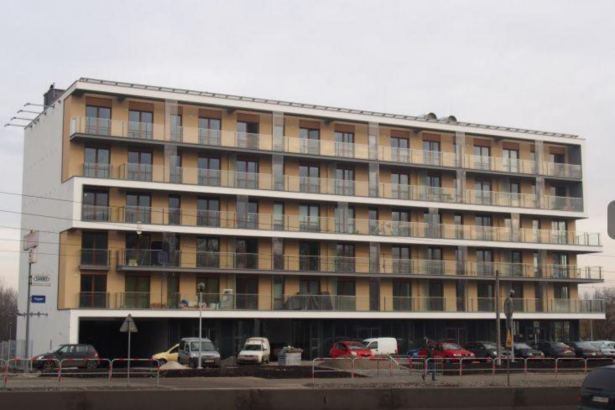 Wielicka 44 - inwestycja wyprzedana - Kraków, ul. Wielicka 44, Wawel Service Sp. z o.o. SK - zdjęcie 2