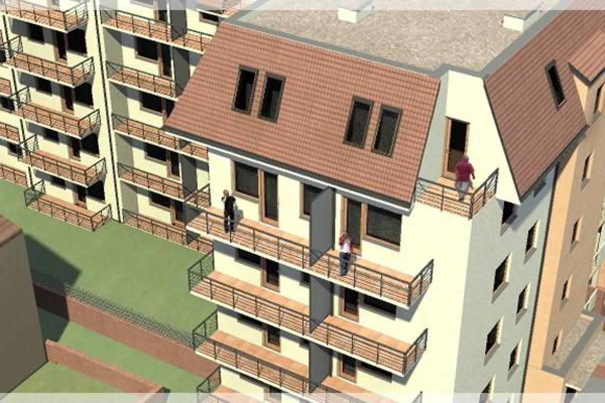 Osiedle nad Brdą - Bydgoszcz, Okole, Mertis - zdjęcie 2