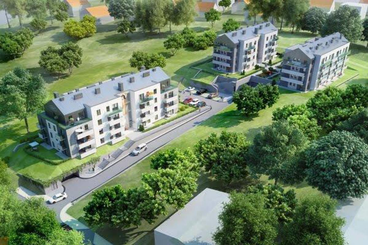 Osiedle Polonica - Gdańsk, ul. Malczewskiego , Gant Development S.A. - zdjęcie 1