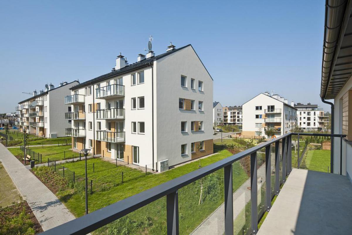 Wróbla Staw Mieszkania - Gdańsk, Jasień, ul. Bażantowa, INPRO S.A. - zdjęcie 3